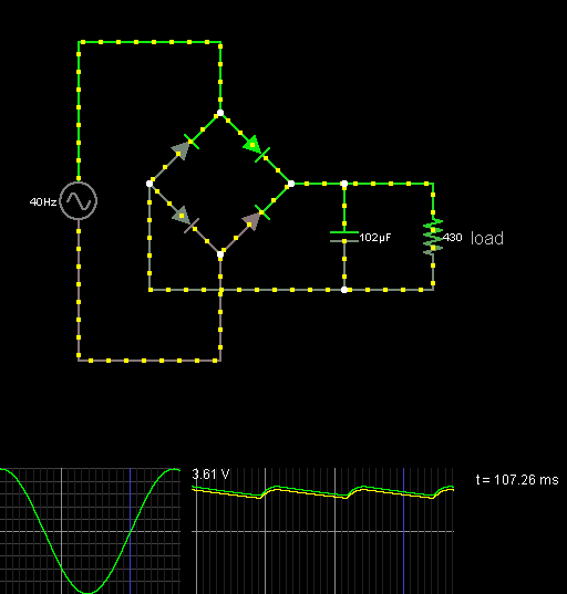 Online Circuit Simulator The Electronics Deli